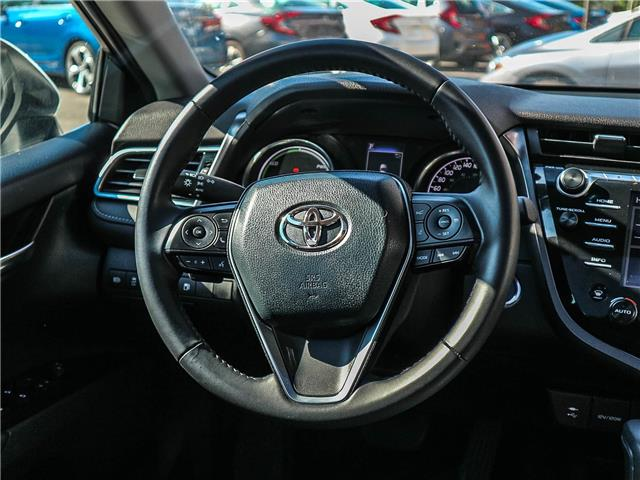 2018 Toyota Camry Hybrid SE (Stk: 32253-1) in Ottawa - Image 12 of 27