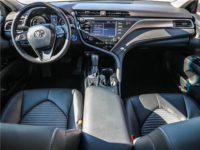 2018 Toyota Camry Hybrid SE (Stk: 32253-1) in Ottawa - Image 17 of 27