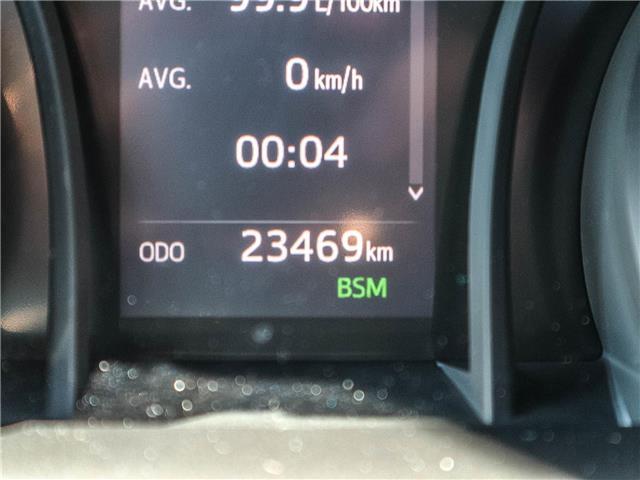 2018 Toyota Camry Hybrid SE (Stk: 32253-1) in Ottawa - Image 26 of 27