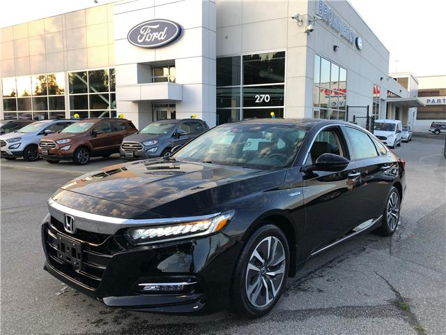 2018 Honda Accord Hybrid Touring (Stk: 19703B) in Vancouver - Image 1 of 25