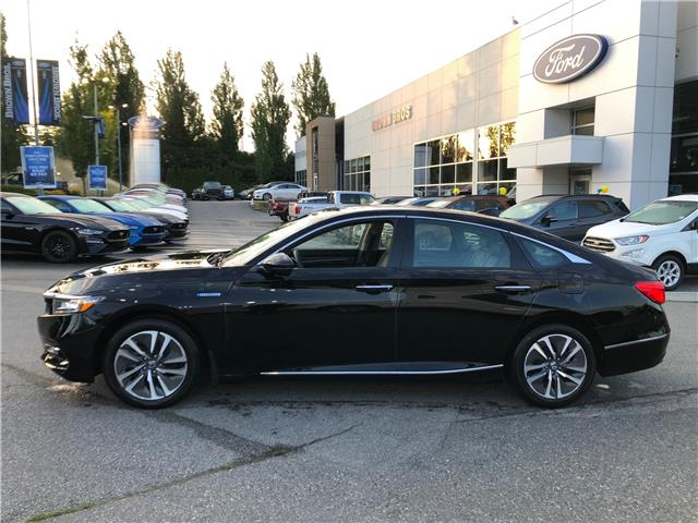 2018 Honda Accord Hybrid Touring (Stk: 19703B) in Vancouver - Image 2 of 25