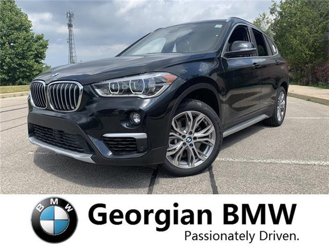 2019 BMW X1 xDrive28i (Stk: B19207) in Barrie - Image 1 of 8