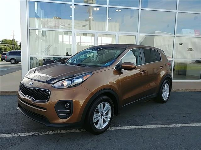 2017 Kia Sportage LX (Stk: U0365) in New Minas - Image 1 of 19