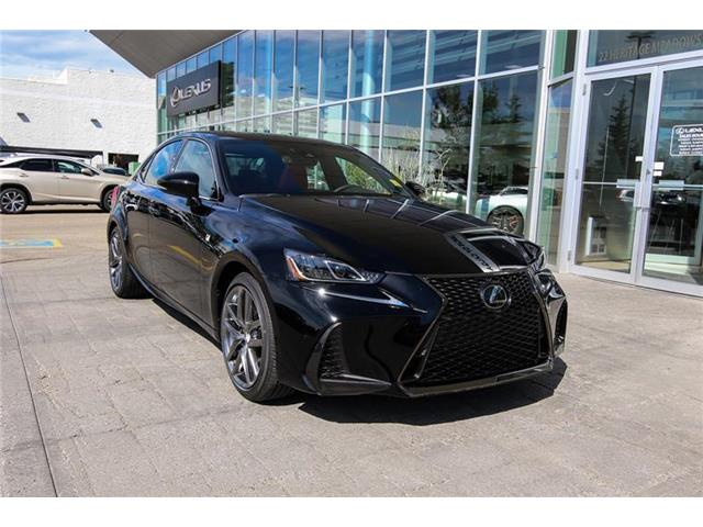 2019 Lexus IS 350 Base (Stk: 190647) in Calgary - Image 1 of 16