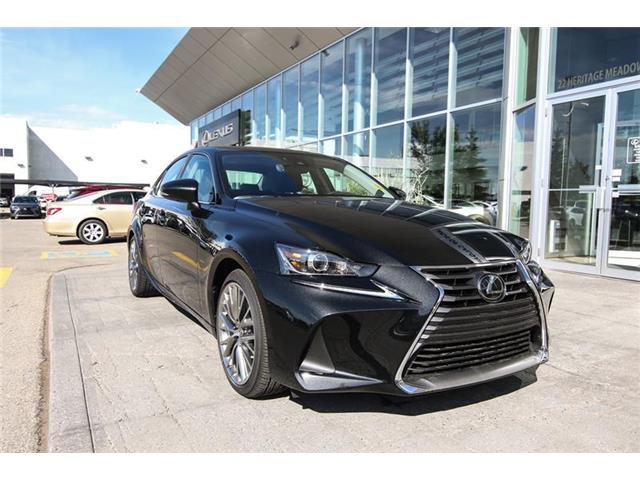 2019 Lexus IS 300 Base (Stk: 190633) in Calgary - Image 1 of 15