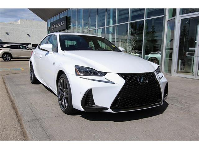 2019 Lexus IS 350 Base (Stk: 190634) in Calgary - Image 1 of 16