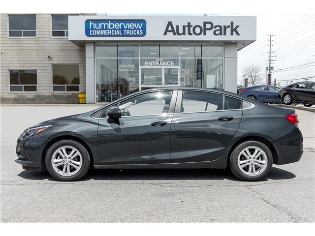 2018 Chevrolet Cruze LT Auto (Stk: ) in Mississauga - Image 3 of 20