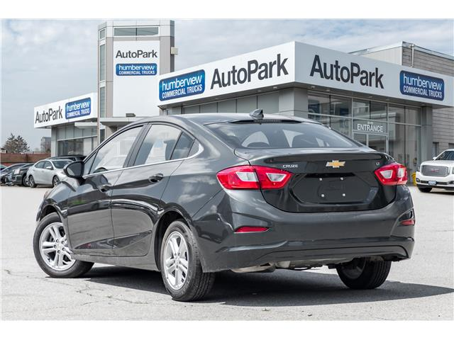 2018 Chevrolet Cruze LT Auto (Stk: ) in Mississauga - Image 5 of 20