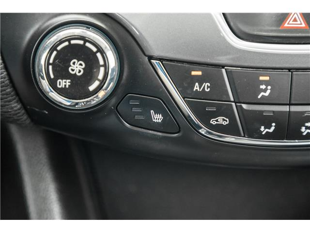 2018 Chevrolet Cruze LT Auto (Stk: ) in Mississauga - Image 13 of 20