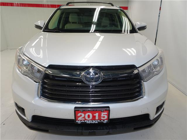 2015 Toyota Highlander Limited (Stk: 36410U) in Markham - Image 2 of 9