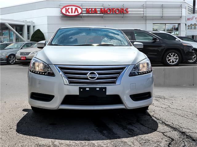 2014 Nissan Sentra 1.8 S (Stk: 902055A) in Burlington - Image 2 of 23