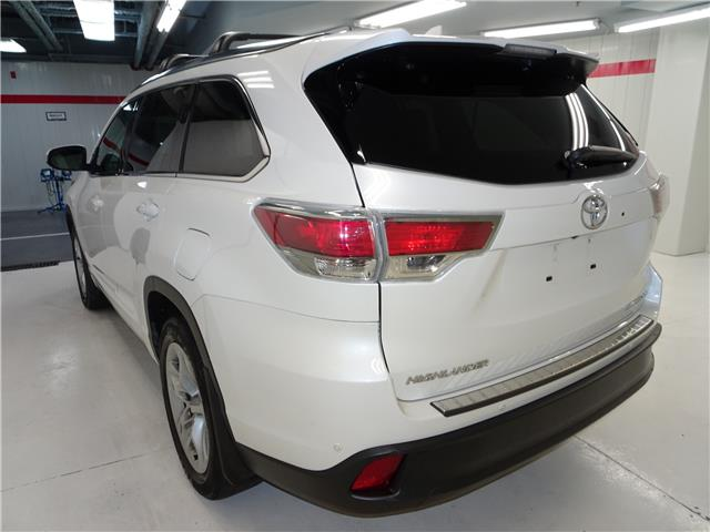 2015 Toyota Highlander Limited (Stk: 36410U) in Markham - Image 6 of 9