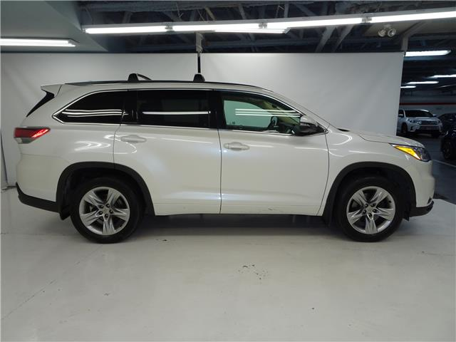2015 Toyota Highlander Limited (Stk: 36410U) in Markham - Image 8 of 9