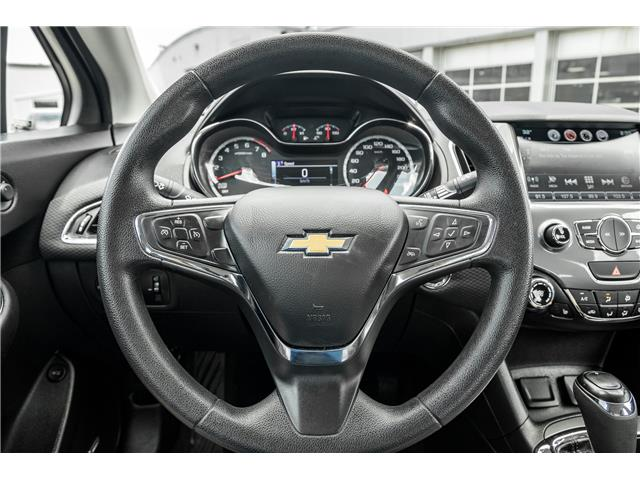 2018 Chevrolet Cruze LT Auto (Stk: ) in Mississauga - Image 8 of 20