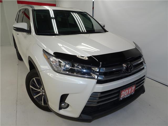 2017 Toyota Highlander XLE (Stk: 36435U) in Markham - Image 1 of 24