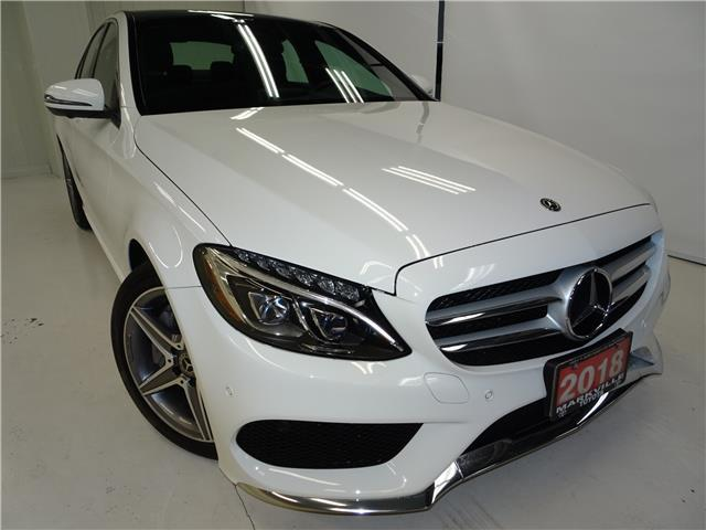 2018 Mercedes-Benz C-Class Base (Stk: 36398U) in Markham - Image 1 of 23