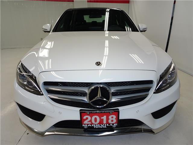 2018 Mercedes-Benz C-Class Base (Stk: 36398U) in Markham - Image 2 of 23