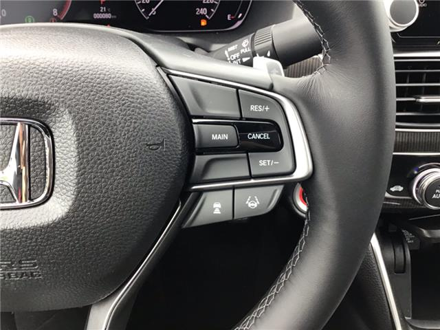 2019 Honda Accord Touring 2.0T (Stk: 19684) in Barrie - Image 9 of 23