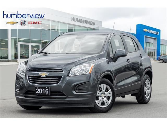 2016 Chevrolet Trax LS (Stk: B9E043A) in Toronto - Image 1 of 17