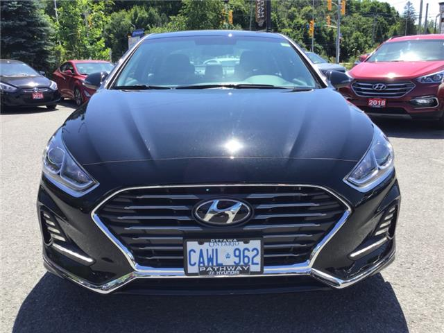 2019 Hyundai Sonata Preferred (Stk: SL95228) in Ottawa - Image 2 of 11