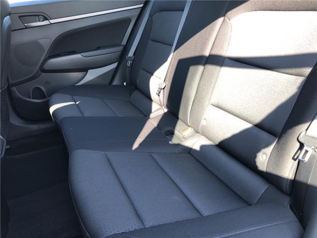 2018 Hyundai Elantra GL (Stk: -) in Kemptville - Image 9 of 29
