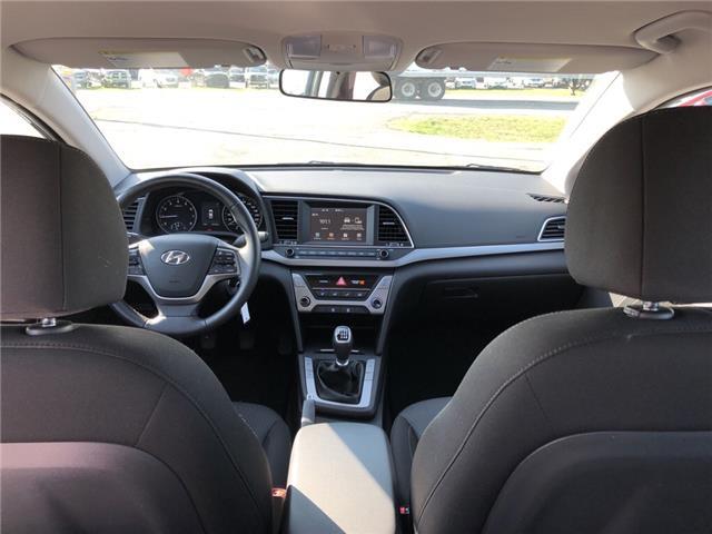 2018 Hyundai Elantra GL (Stk: -) in Kemptville - Image 10 of 29