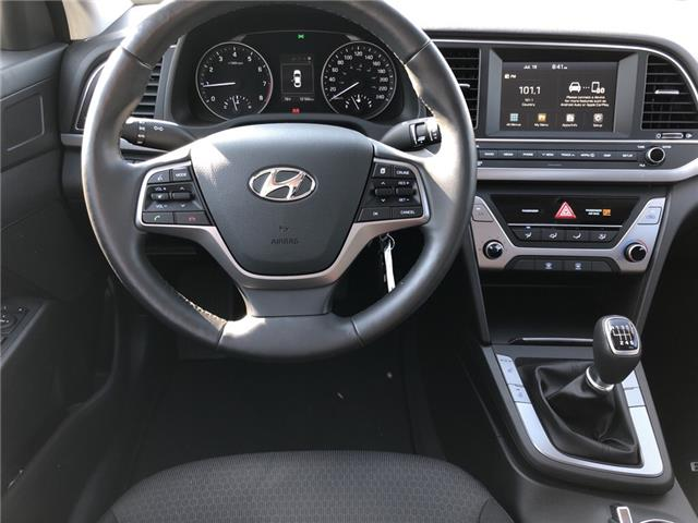 2018 Hyundai Elantra GL (Stk: -) in Kemptville - Image 11 of 29