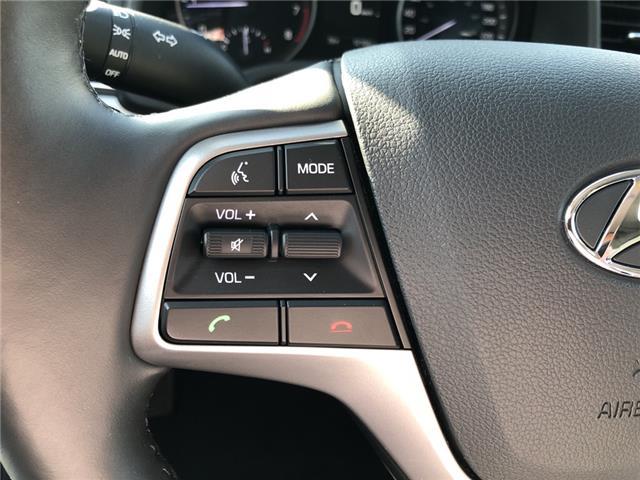 2018 Hyundai Elantra GL (Stk: -) in Kemptville - Image 15 of 29