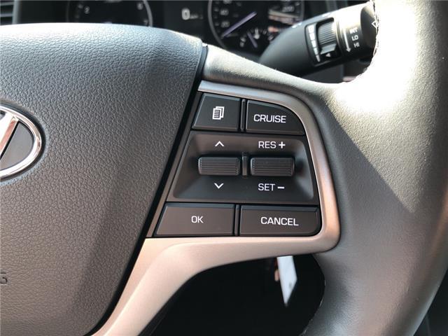 2018 Hyundai Elantra GL (Stk: -) in Kemptville - Image 16 of 29