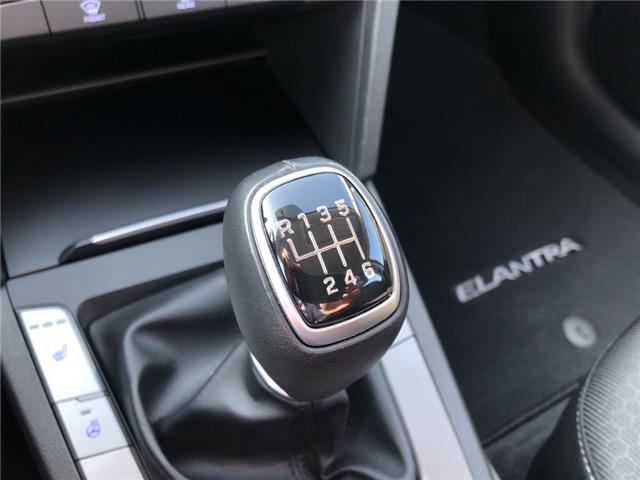 2018 Hyundai Elantra GL (Stk: -) in Kemptville - Image 22 of 29