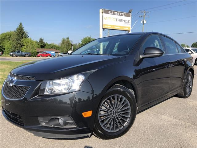 2012 Chevrolet Cruze LT Turbo (Stk: ) in Kemptville - Image 1 of 25