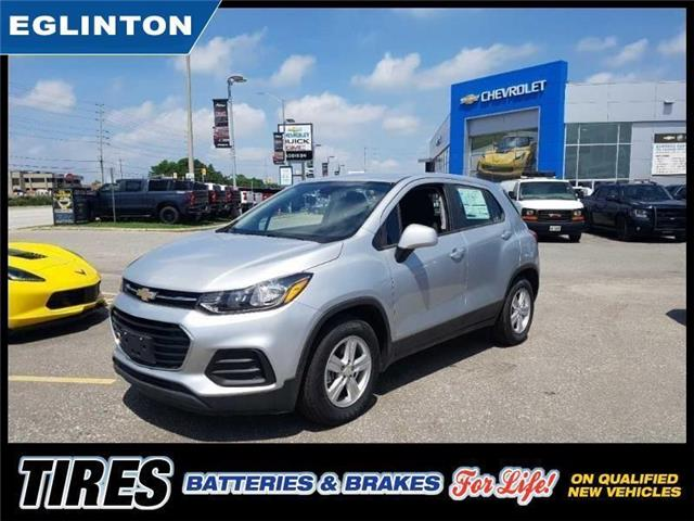 2019 Chevrolet Trax LS (Stk: KL352838) in Mississauga - Image 1 of 17