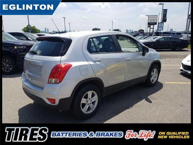 2019 Chevrolet Trax LS (Stk: KL352838) in Mississauga - Image 4 of 17