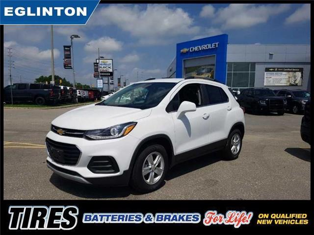 2019 Chevrolet Trax LT (Stk: KL369169) in Mississauga - Image 1 of 17