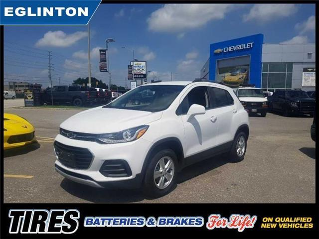 2019 Chevrolet Trax LT (Stk: KL374282) in Mississauga - Image 1 of 17