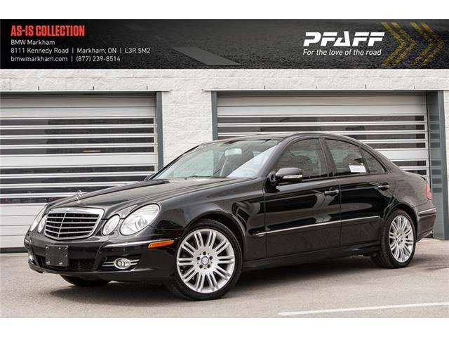2009 Mercedes-Benz E-Class Base (Stk: 37837A) in Markham - Image 1 of 16