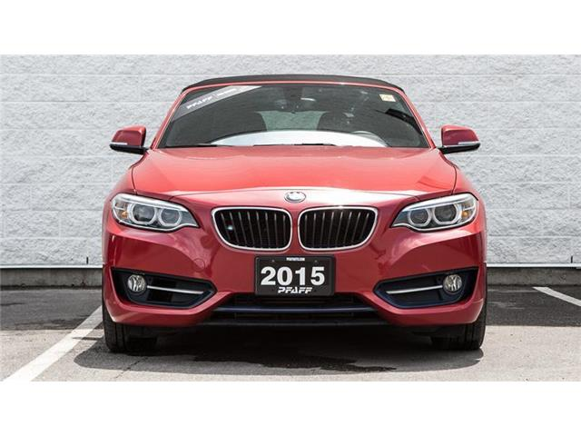 2015 BMW 228i xDrive (Stk: U12296) in Markham - Image 6 of 18