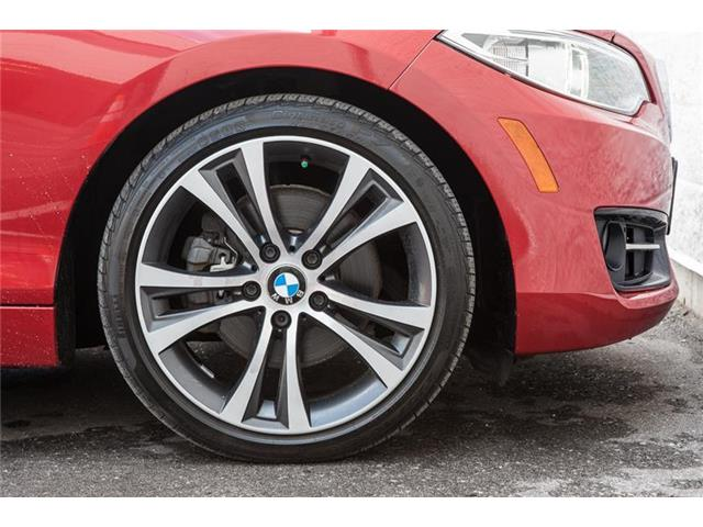2015 BMW 228i xDrive (Stk: U12296) in Markham - Image 7 of 18
