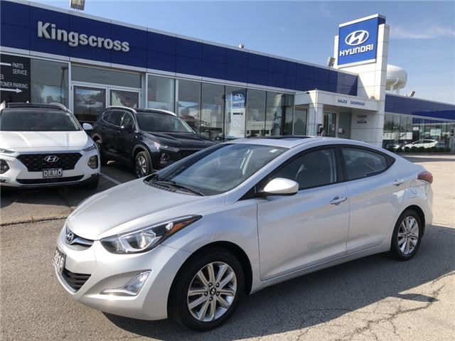 2016 Hyundai Elantra Sport Appearance (Stk: 28680A) in Scarborough - Image 1 of 16