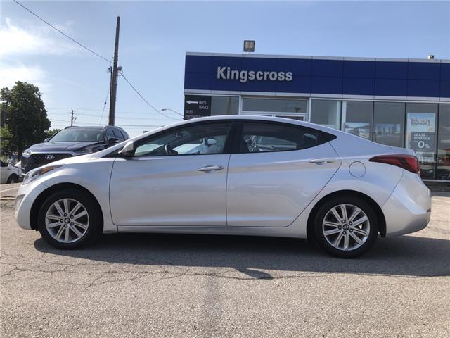 2016 Hyundai Elantra Sport Appearance (Stk: 28680A) in Scarborough - Image 2 of 16