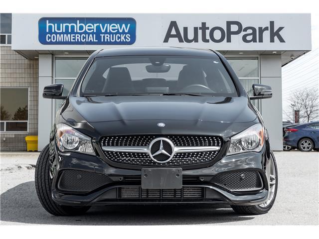2017 Mercedes-Benz CLA 250 Base (Stk: ) in Mississauga - Image 2 of 21