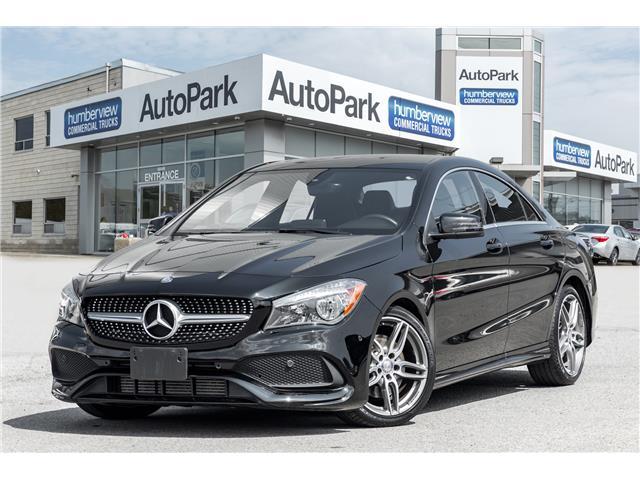 2017 Mercedes-Benz CLA 250 Base (Stk: ) in Mississauga - Image 1 of 21