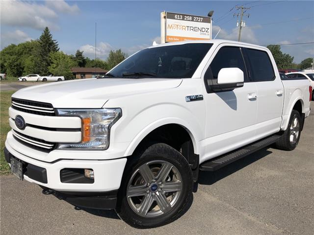 2018 Ford F-150 Lariat (Stk: -) in Kemptville - Image 1 of 30