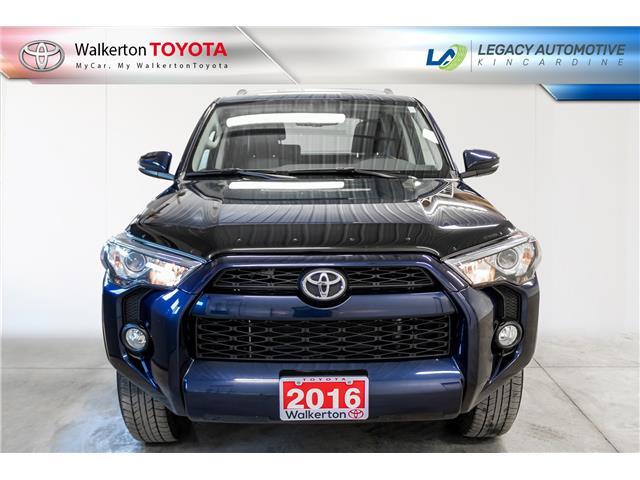 2016 Toyota 4Runner SR5 (Stk: P9096) in Walkerton - Image 2 of 16