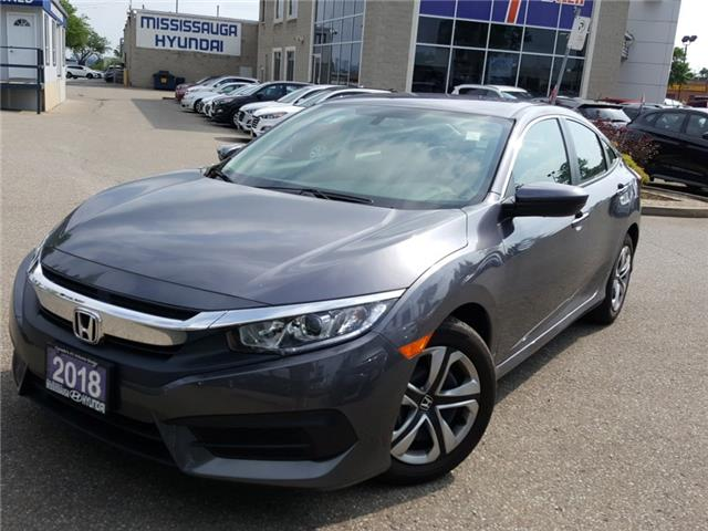 2018 Honda Civic LX (Stk: OP10284) in Mississauga - Image 1 of 14