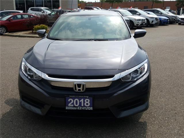 2018 Honda Civic LX (Stk: OP10284) in Mississauga - Image 2 of 14