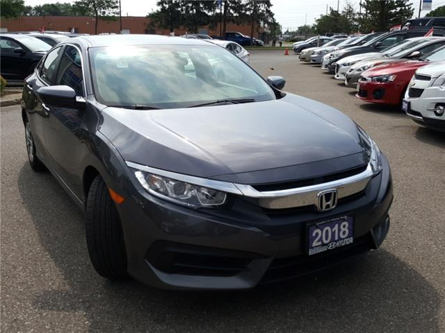 2018 Honda Civic LX (Stk: OP10284) in Mississauga - Image 3 of 14