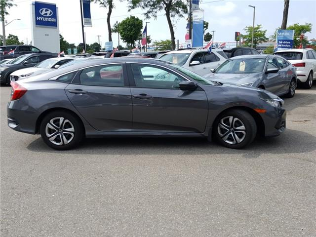 2018 Honda Civic LX (Stk: OP10284) in Mississauga - Image 4 of 14