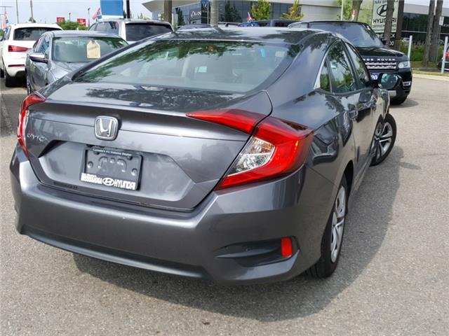 2018 Honda Civic LX (Stk: OP10284) in Mississauga - Image 5 of 14