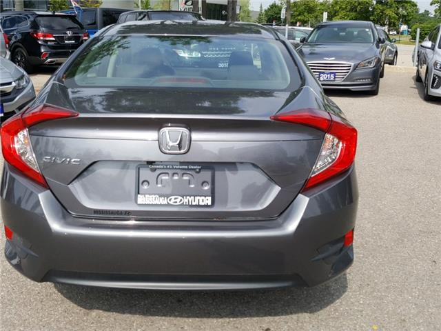 2018 Honda Civic LX (Stk: OP10284) in Mississauga - Image 6 of 14